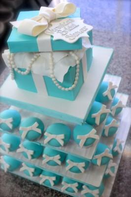 Bridal Shower Cakes  Patisserie Tillemont