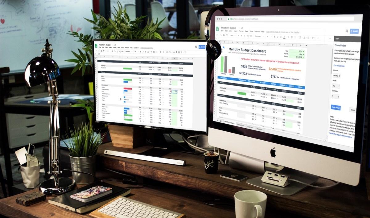Tiller Budget for Google Sheets