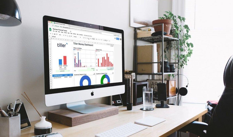Tiller Simple Business Desktop