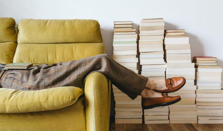 Enter to Win Goldman Reading List
