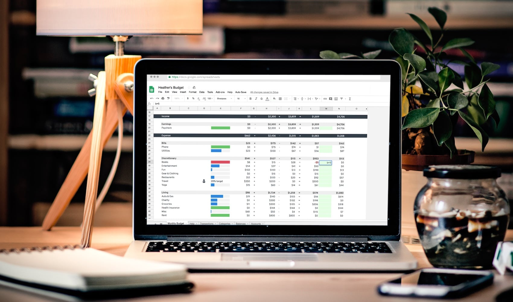 the 15 best free google sheets budget templates