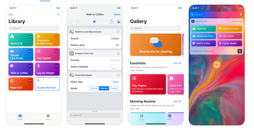 Zapier, Google Sheets and Siri Shortcuts