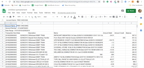 How to IMport CSV Into Google Sheet Clean Up File