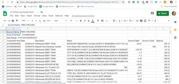 How to Import CSV Into a Google Spreadsheet - Tiller Money
