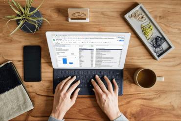 Track Spending Google Sheets