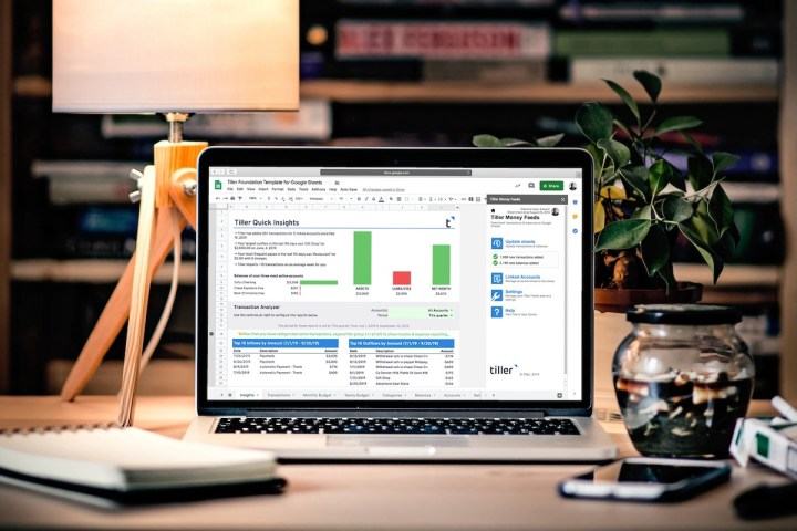 Introducing All-New Tools for Automatically Tracking Your Financial Life in Spreadsheets