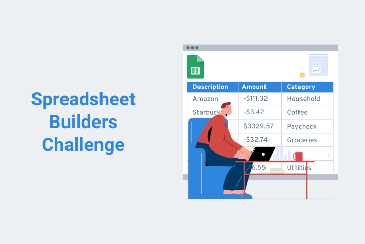 Spreadsheet Builder Challenge