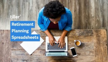 Retirement Planning Spreadsheets