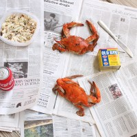 How to Crack A Blue Crab