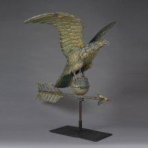 Eagle Weathervane Jeffrey Tillou Antiques
