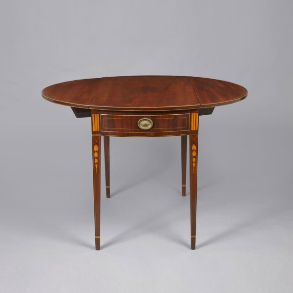 Hepplewhite Pembroke Table Jeffrey Tillou Antiques