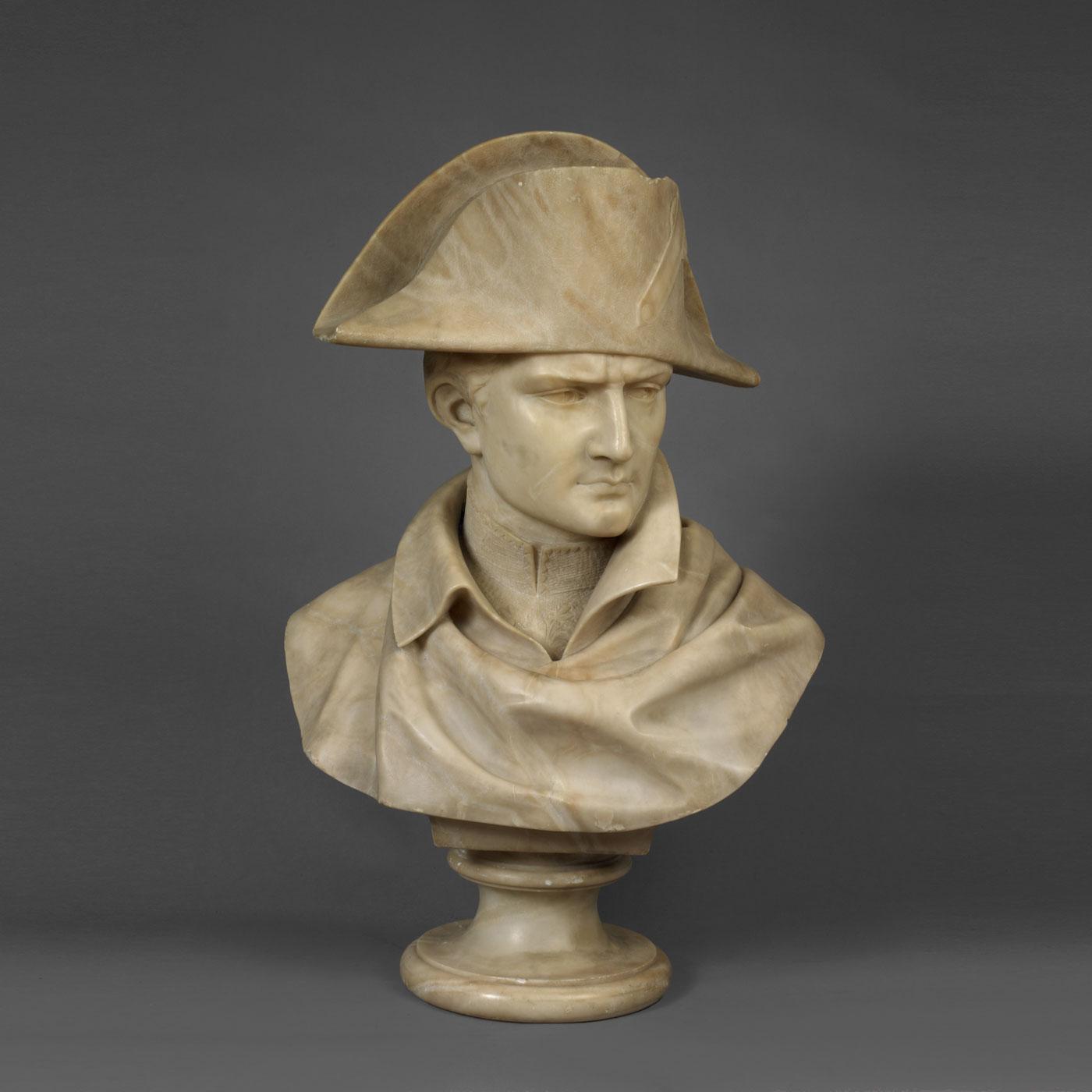Bust of Napoleon  Jeffrey Tillou Antiques