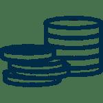Demetra Analyser coins