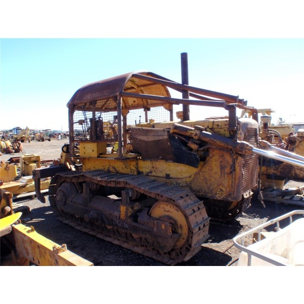 Cat D6c Dozer For Parts - Year of Clean Water