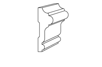chair rail molding profiles x rocker gaming audio cables daksh wood trim image of