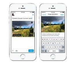 Cómo se adaptan las redes sociales a las personas ciegas… y viceversa