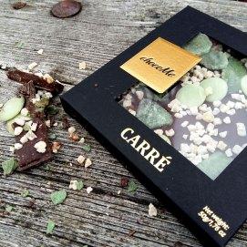 Herkullinen ChocoMe artesaani-suklaalevy