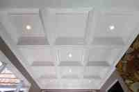 Coffered Ceiling Design | Ceiling Beams | Coffer Ceiling ...