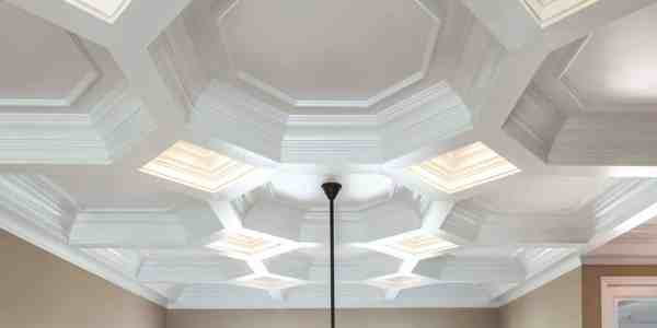 Coffered Ceiling Systems Easy In Day