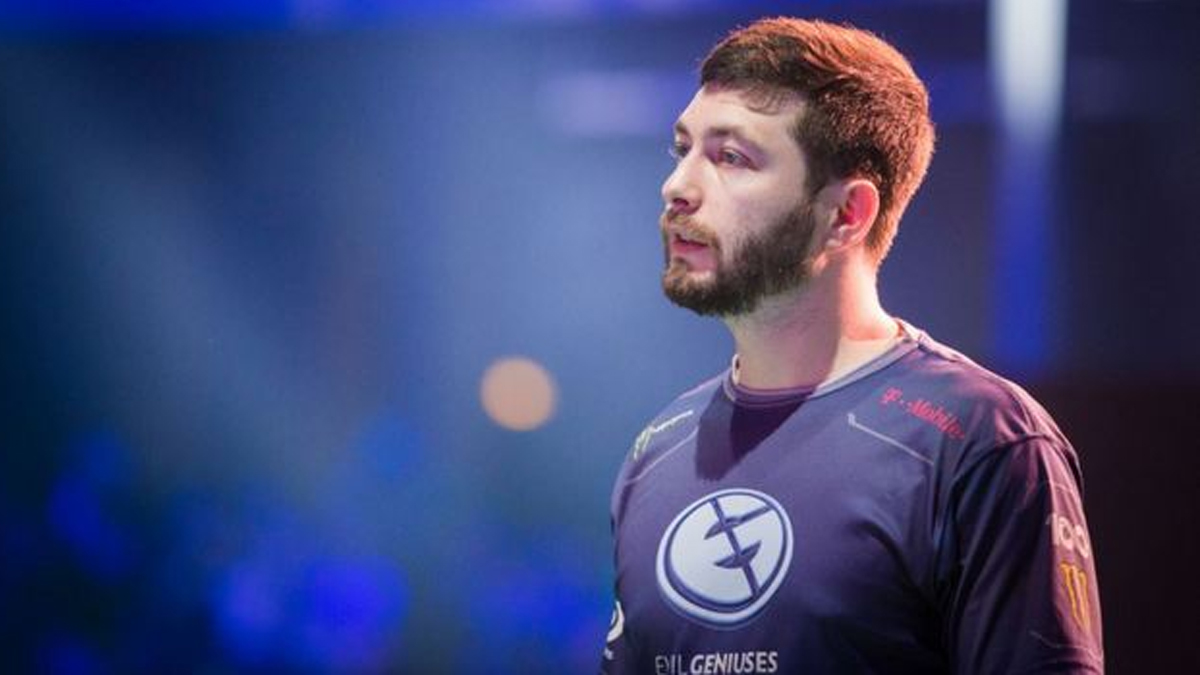 EG Kicks Out Misery And Releases Fear After ESL One