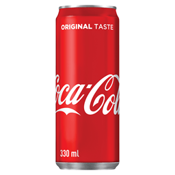 COCA COLA 0.33 II CAN (limenka)