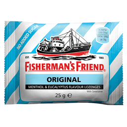 FISHERMANS EUCALIPTUS 25g
