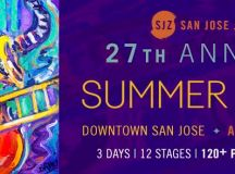 Get ready for another San José Jazz Summer Fest.