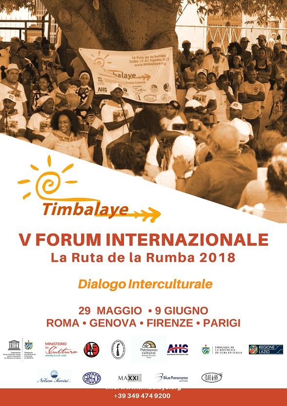 Programma V Forum Internazionale