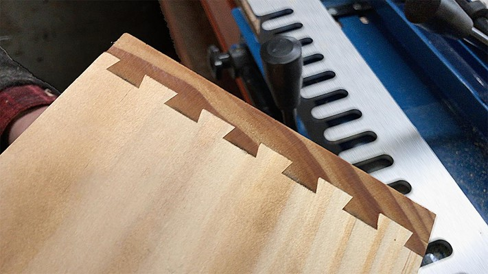 Dovetail Jig Diy