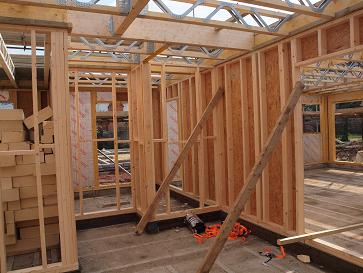 Self Build Timber Frame Houses Part 3