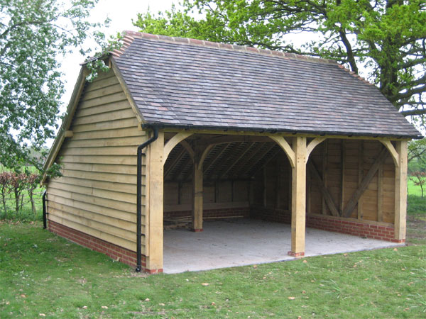 Wooden Carports Uk Styles