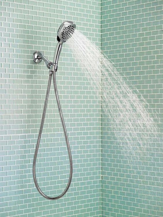Hand-Held Shower Heads are the best! Makes cleaning the kids, pets and shower itself so much easier.