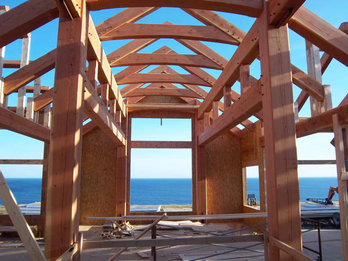 Timber Frame Homes  Image Gallery  Timberbuilt