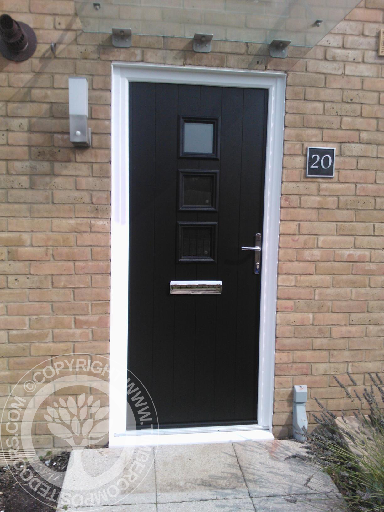 Front Door Colours by Timber Composite Doors  Timber