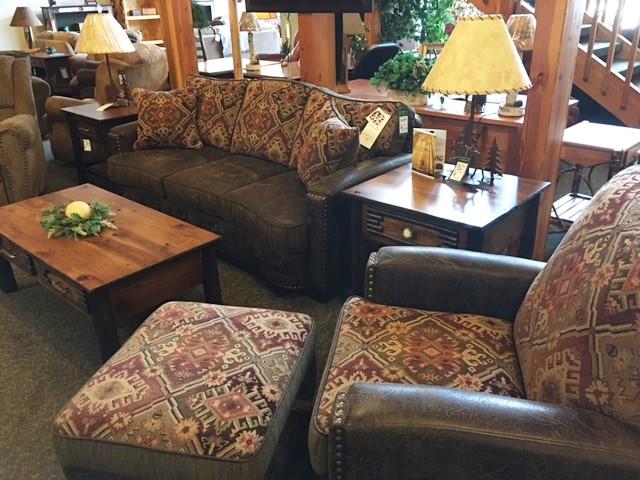 TimberCreek Furniture Rustic cabin furniture