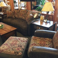 Lodge Living Room Furniture Pinterest Small Timbercreek Rustic Cabin Distressed Leather