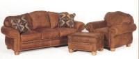 rustic leather sofa | Roselawnlutheran