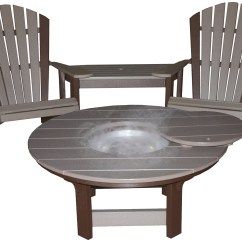 Tete A Chair Outdoor Wing Chairs Ikea Classic Poly Wood Beach