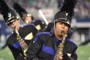 Photo of the 2013 Timber Creek Marching Band.