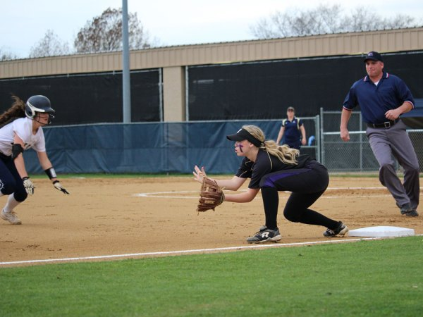 Timber Creek softball took on Keller during a March 17, 2015 game.