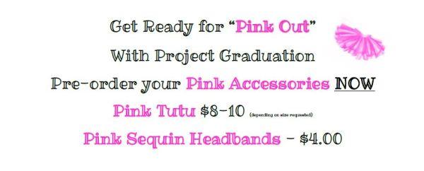 pink out tutus