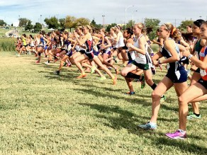 Timber Creek girls cross country participated in the UIL 6A Regional Meet on Monday, Oct. 26.