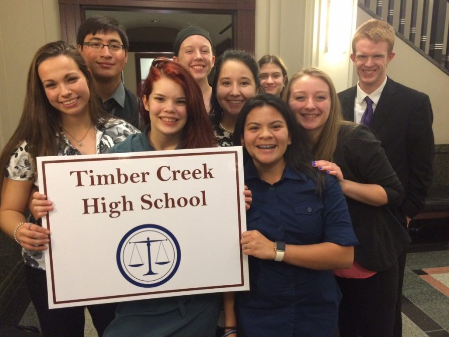 law and mock trial