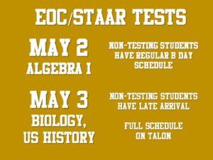 eoc may 2 3 2016