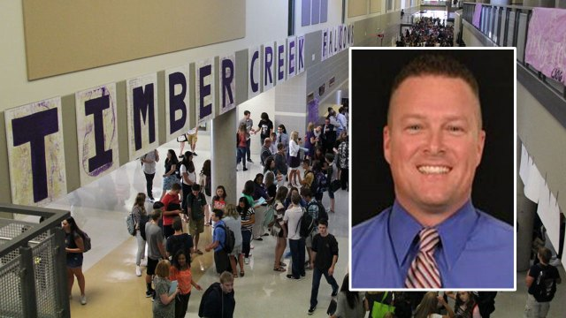 Donnie Bartlett has been hired as the new Principal at Timber Creek High School.