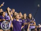 The Creek Yearbook photographers captured Purple Out game day highlights on Sept. 8, 2016. (Photo by Kelsey Crawford)