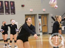 TCHS Varsity volleyball faced Keller on Sept. 15, 2017 (Photos by Addison Eanes)