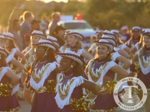 Photos from the Oct. 12, 2017 Homecoming Parade from The Creek Yearbook photographer Bailey Brunelle.