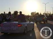 Photos from the Oct. 12, 2017 Homecoming Parade from The Creek Yearbook photographer Melissa Hernandez.