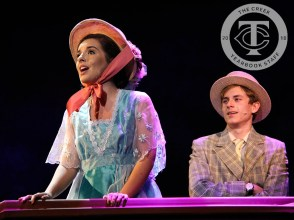 "Photos from a media preview of Timber Creek Theatre's ""The Music Man."" (Photos by The Creek Yearbook photographer Marisa Harris.)"